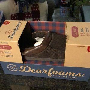 Dear foam men's slippers
